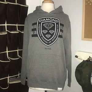 Diamond Supply Co. Men's Pullover Hoodie